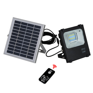 IP65 waterproof outdoor lighting Brideglux SMD 10w 20w 30w 50w 100w solar led floodlight
