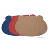 Amazon Hot! Bear Shaped Silicone Baby Table Mat