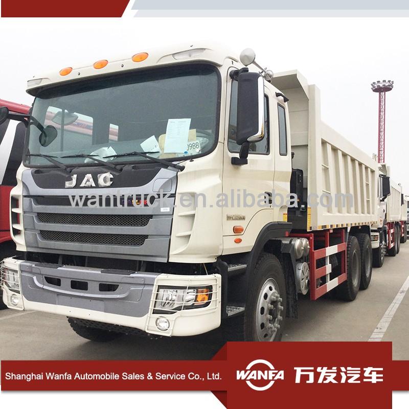 Jac 380hp 6x4 Brand New Man Diesel Tipper Trucks
