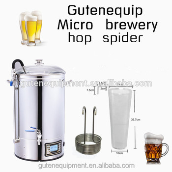 X'mas Gift/ Homebrew equipment/ Guten Beer Brew/ 220V or 110V Microbrewery