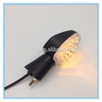 Top sale super bright black cover LED indicator light motorcycle with good performance