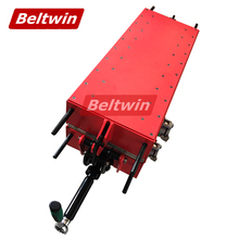 Beltwin light weight manual machanical hot joint vulcanizing press for conveyor belt rubber belt with on-site working