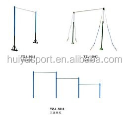 Outdoor Gymnastic Double Pull up Station Horizontal bar/Uneven Bars
