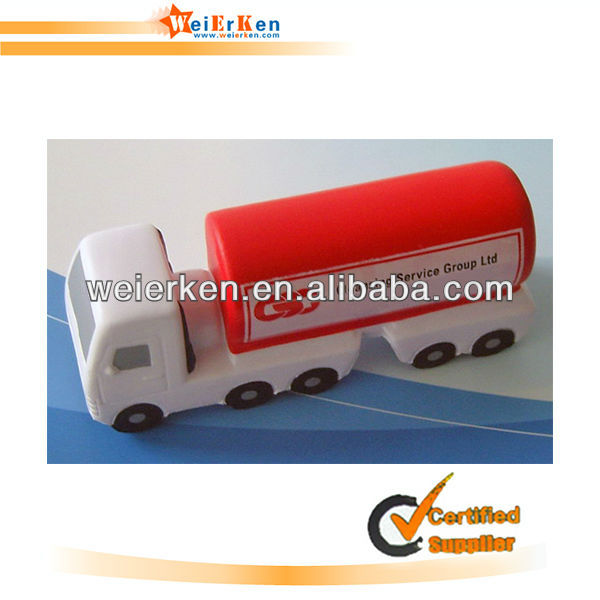 Hot Selling PU Oil Tank Truck Toy