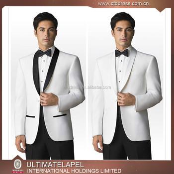 Ctd Brand Latest Design Groom Wedding Suits Online