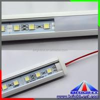 Waterproof IP65 5050 5630 SMD RGB rigid led strips/ led light bar /LED rigid strip light