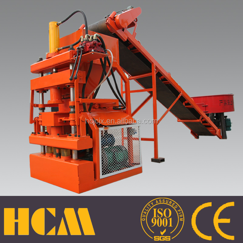 LY1-10 ISSB Soil Brick Machine