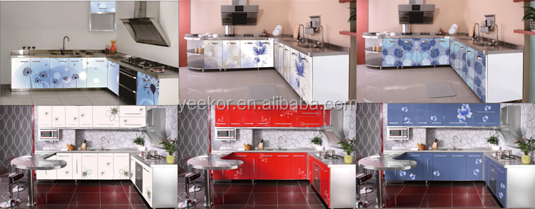 Small Mini Integrated Stainless Steel Commercial Kitchen