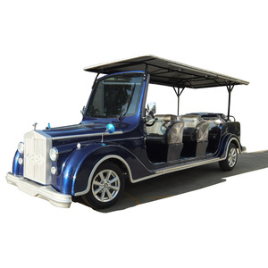 China Manufacturer 11 Passenger Golf Course 4 Wheel Electric Car