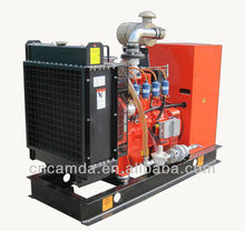 small biogas generator 30KW for sale/ natural gas generator/ power plant