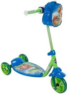 Scooters For Kids - The Good Dinosaur Boys 3 Wheel Kick Scooter by Huffy