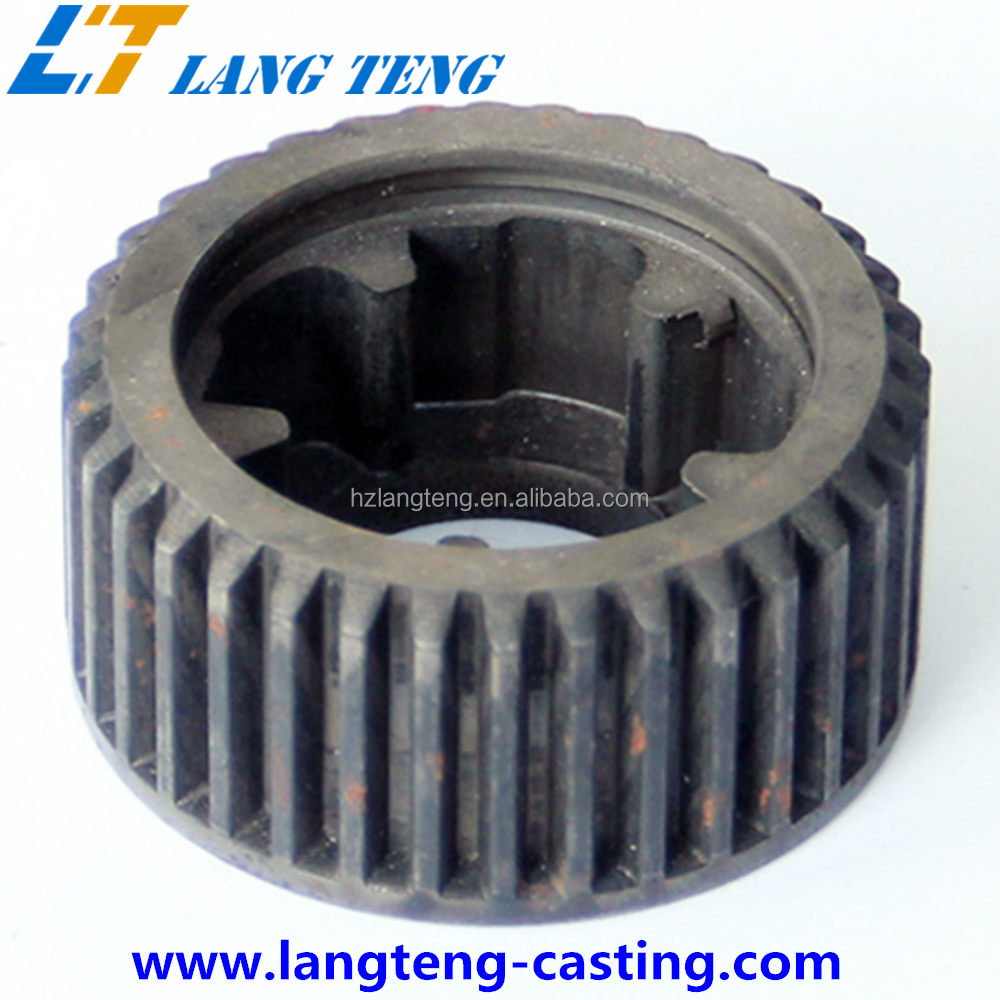 OEM Carbon Steel Cold Forging Machinery Parts