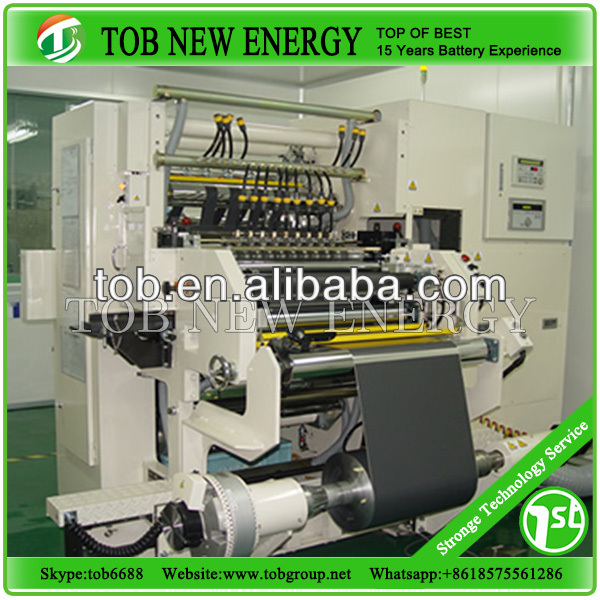 li-ion battery production line for mobile phone batteries,and a full set of battery technology/machines/materials supply