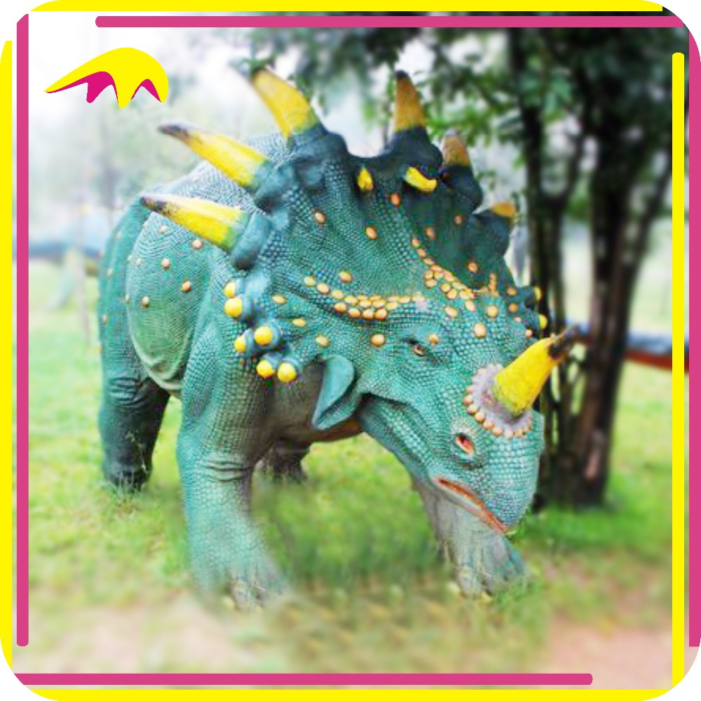 KANO1166 Kids Attraction Artificial Growing Dinosaur Egg Toy
