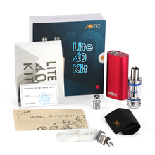 Factory direct JOMO Lite 40 mini 30w vaporizer max vapor electronic cigarette lady vape pen