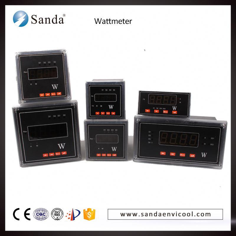 Sanda Digital Wattmeter 110v/220v/380v Electric Watt Meter - Buy ...