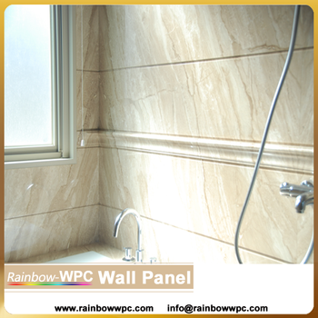 Marble Texture Bathroom Wall Panel