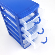 Hot sale 5 layers plastic storage drawer/storage box/storage cabinet