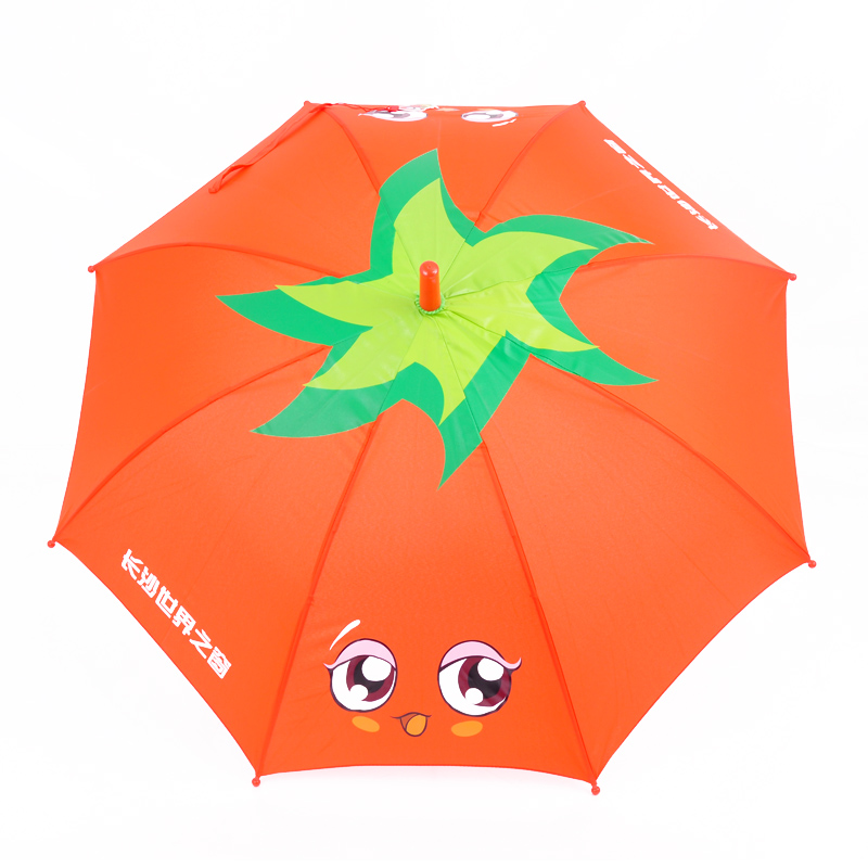 2017 innovative cute cheap cartoon kids Umbrella