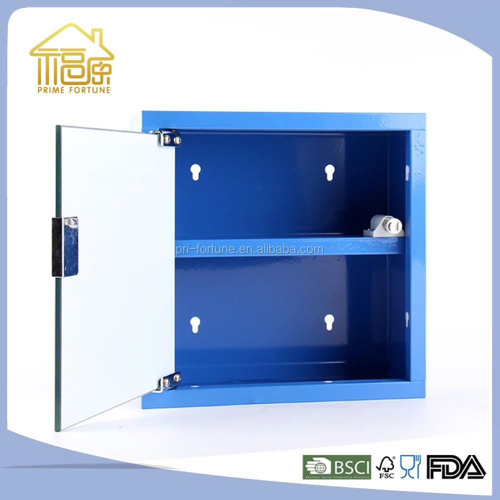 New design colorful bathroom mirror cabinet buy wardrobe for Colorful bathroom mirrors