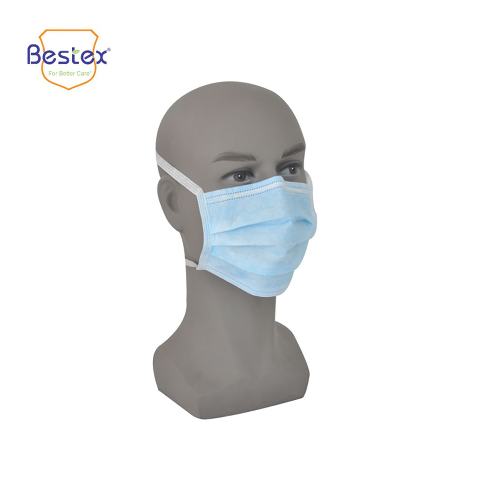 disposable breathing mask