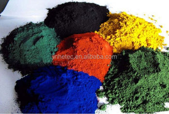Powder Pigment Red Pigment Hs Code 2821100000 For Brick