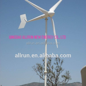 Hot sale high efficiency mini wind turbine windmills 3kw eolic energy generator