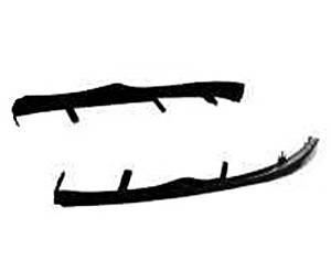 PASSENGER SIDE HEADLIGHT BEZEL BMW 320i, BMW 325i, BMW 325xi, BMW 330i, BMW 330xi HEADLAMP BEZEL;; 4DR SEDAN/WAGON; WITHOUT HEADLAMP WASHER; LOWER COVER
