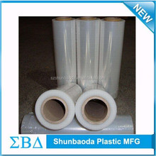 China suppliers 20 microns stretch wrap film with cheapest price