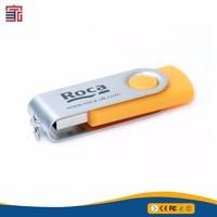 2017 New Design High Quality Custom Logo Mini 2gb Swivel Usb Stick Flash Drive