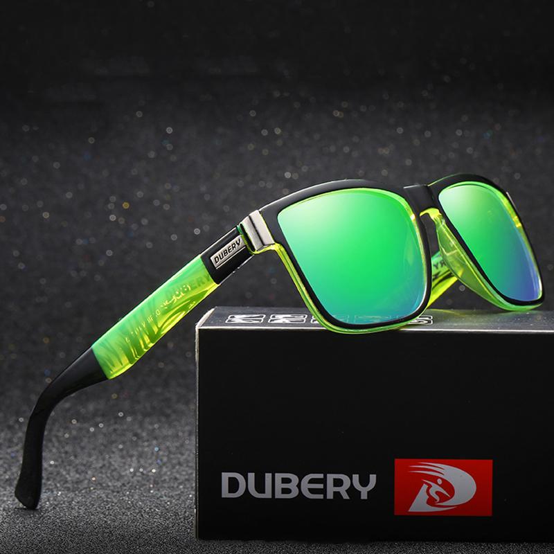 2018 2019 Dubery Brand High Quality CE UV400 Men women Sports Polarized Sunglasses colorful sun glasses, Custom colors