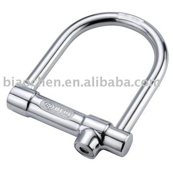 bike lock and U lock