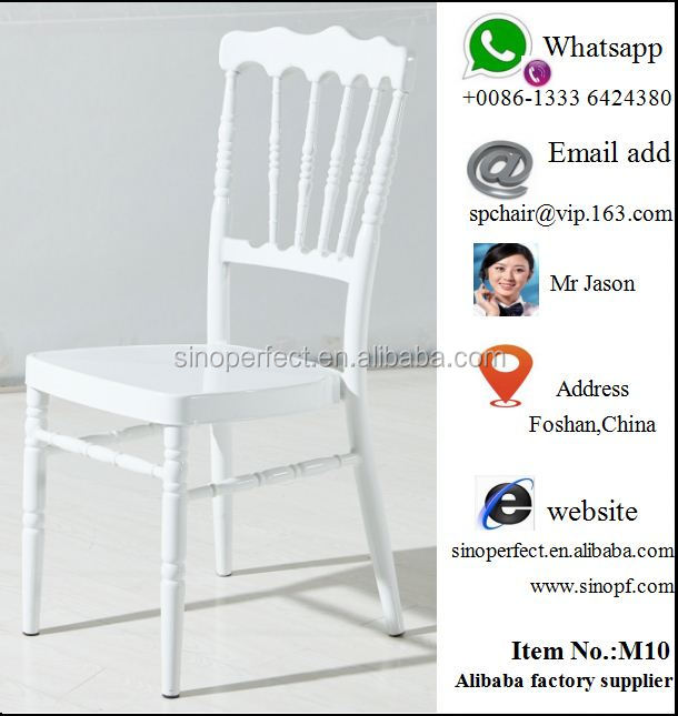 aluminum china napoleon chair