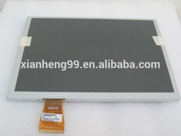 Hot selling 10.4 inch lcd with resistive touch panel 80/80/60/70 for factory use