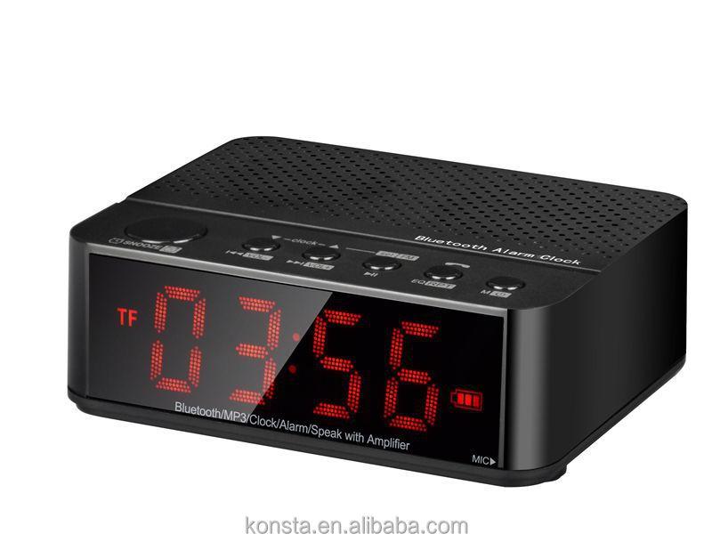 low light alarm clock with wireless wireless speaker fm radio  sc 1 st  Alibaba & Low Light Alarm Clock With Wireless Wireless Speaker Fm Radio ... azcodes.com