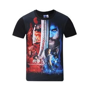ce67d4b2e2c86 China Factory Wholesale Cheap Stock Lot 3d Sublimation Printing T-shirt for  Men