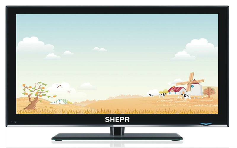 new fasion high quality super slim 32'' led tv with USB
