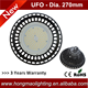 Best price LED UFO high bay light fixtures 150w led ufo high bay 200w