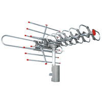 Gr-9933 Factory Supply Outdoor Newest Tv Remote Controlled Rotating/Uhf Vhf/High Quality Tv Antenna