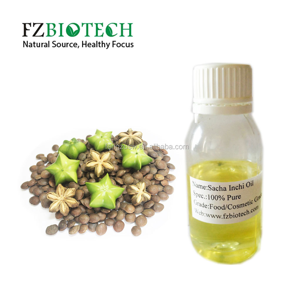 China Supplier 100% Pure Food Grade Sacha Inchi Oil, Oil Sacha Inchi Price