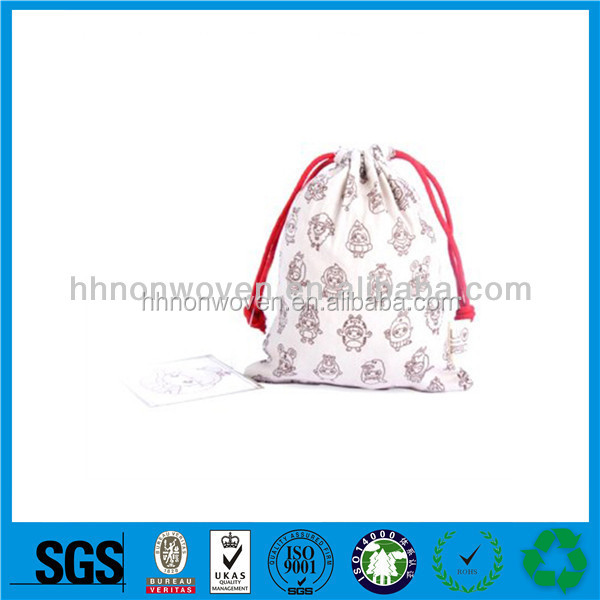 2014 hot sheer mesh drawstring gift bags