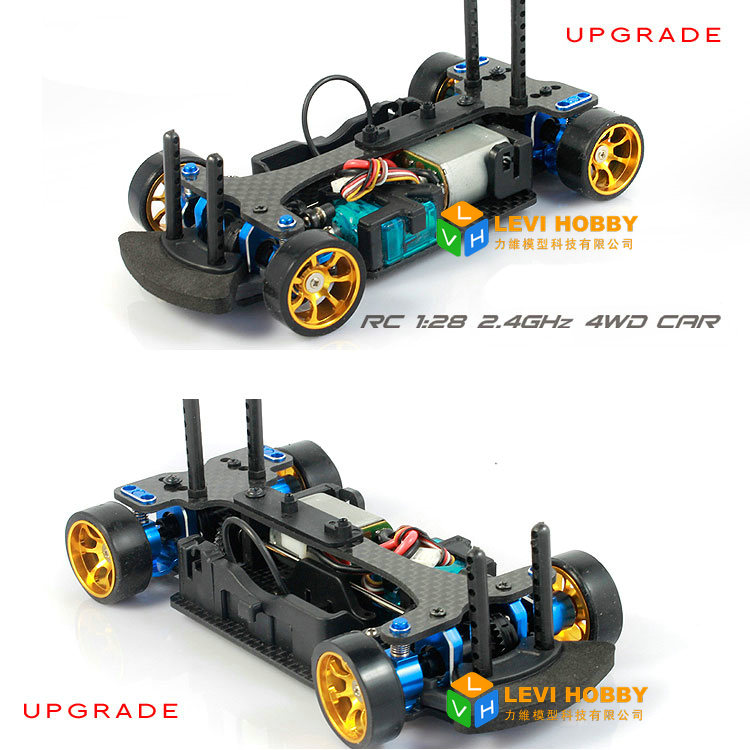 Levihobby Rc Drift Car With Digital Proportional