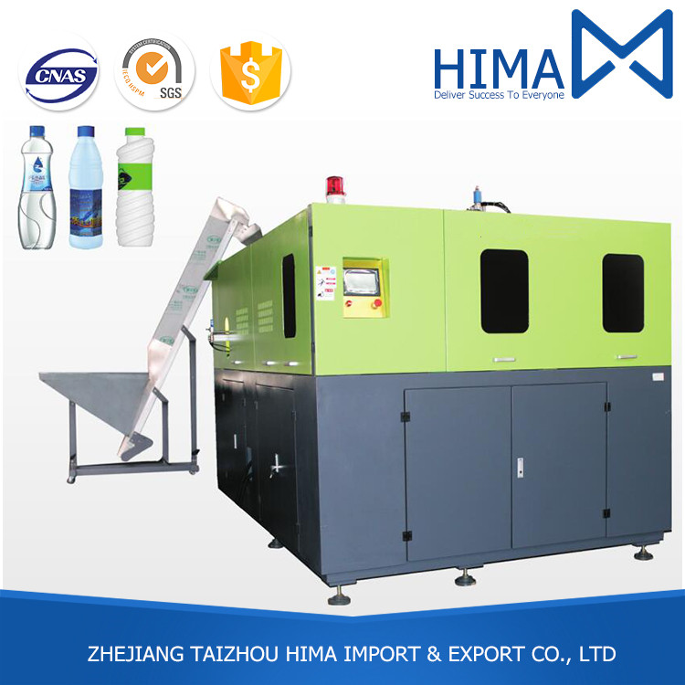 China Supplier Factory Provide Directly Plastic Mineral Water Bottle Making Machine