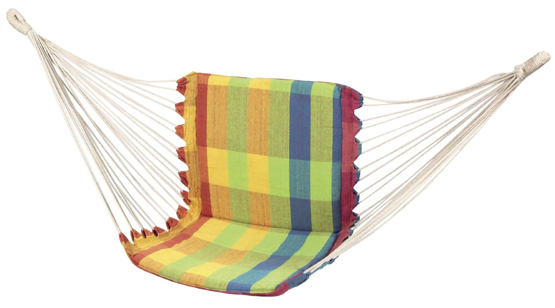 Captain Stagg (CAPTAIN STAG) Palm cushion chair mock Rainbow UD-2002