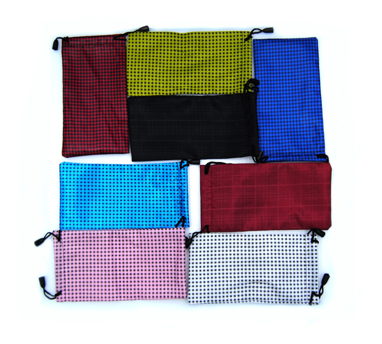 Promo custom colorful Sun glasses pouch