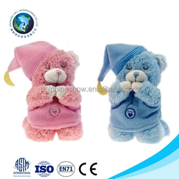 Wholesale Cheap Custom Cute Stuffed Animal Soft Toy Plush Pink And