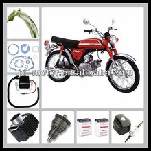 A100 motorcycle parts
