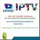 1year Iphd Iptv Account With 4700+ Channel 3700+ Vod Movies apk code portal Yealy Iptv service