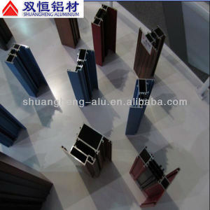 Aluminum C U T channel for industry