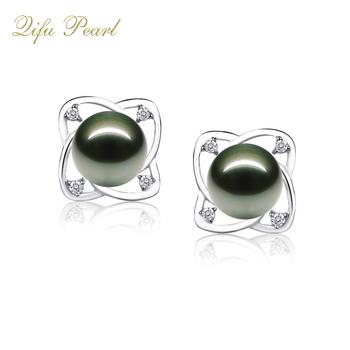 Jewelry 18k Gold Pearl Earring Settings